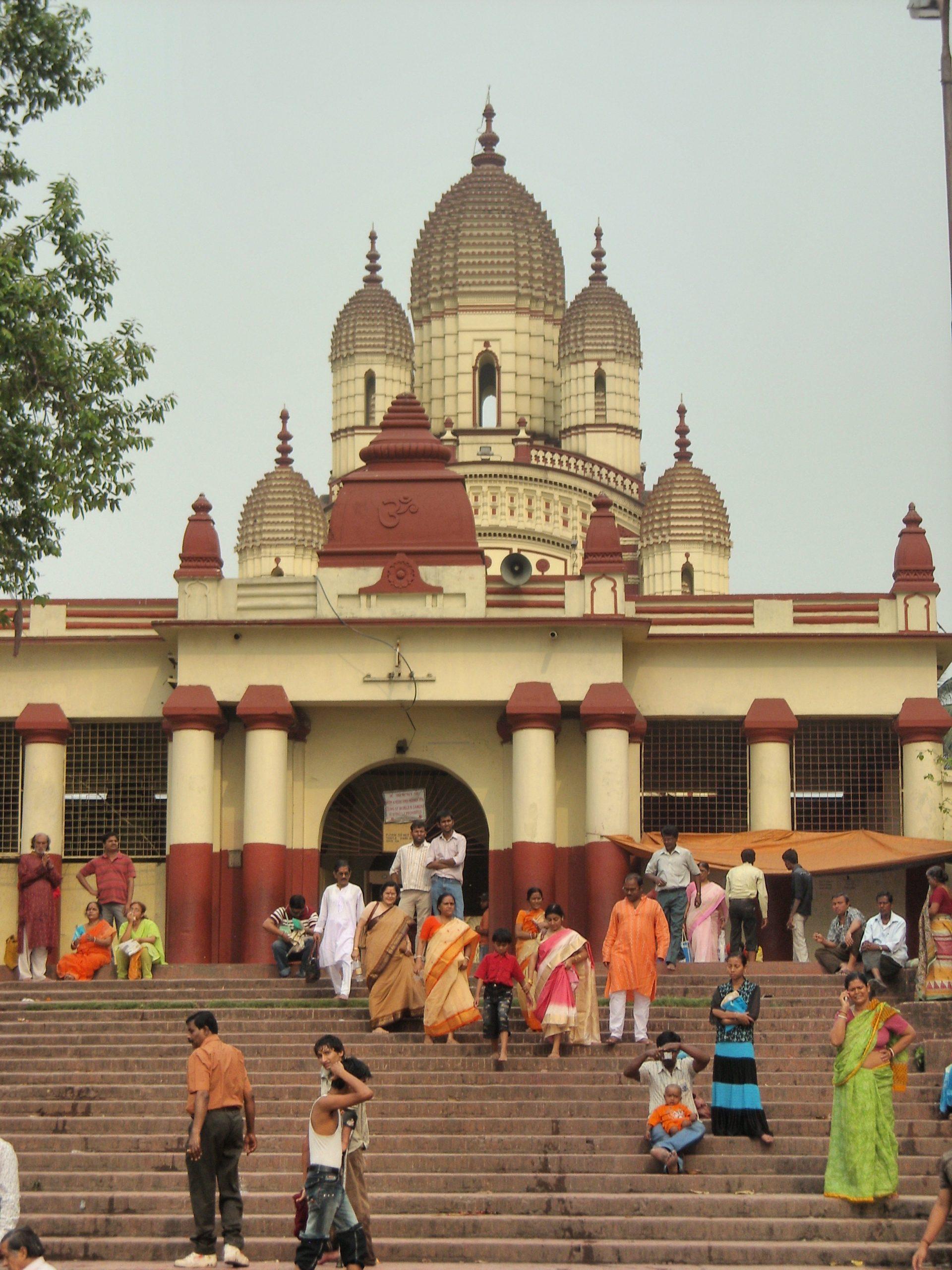 Temple In Kolkata