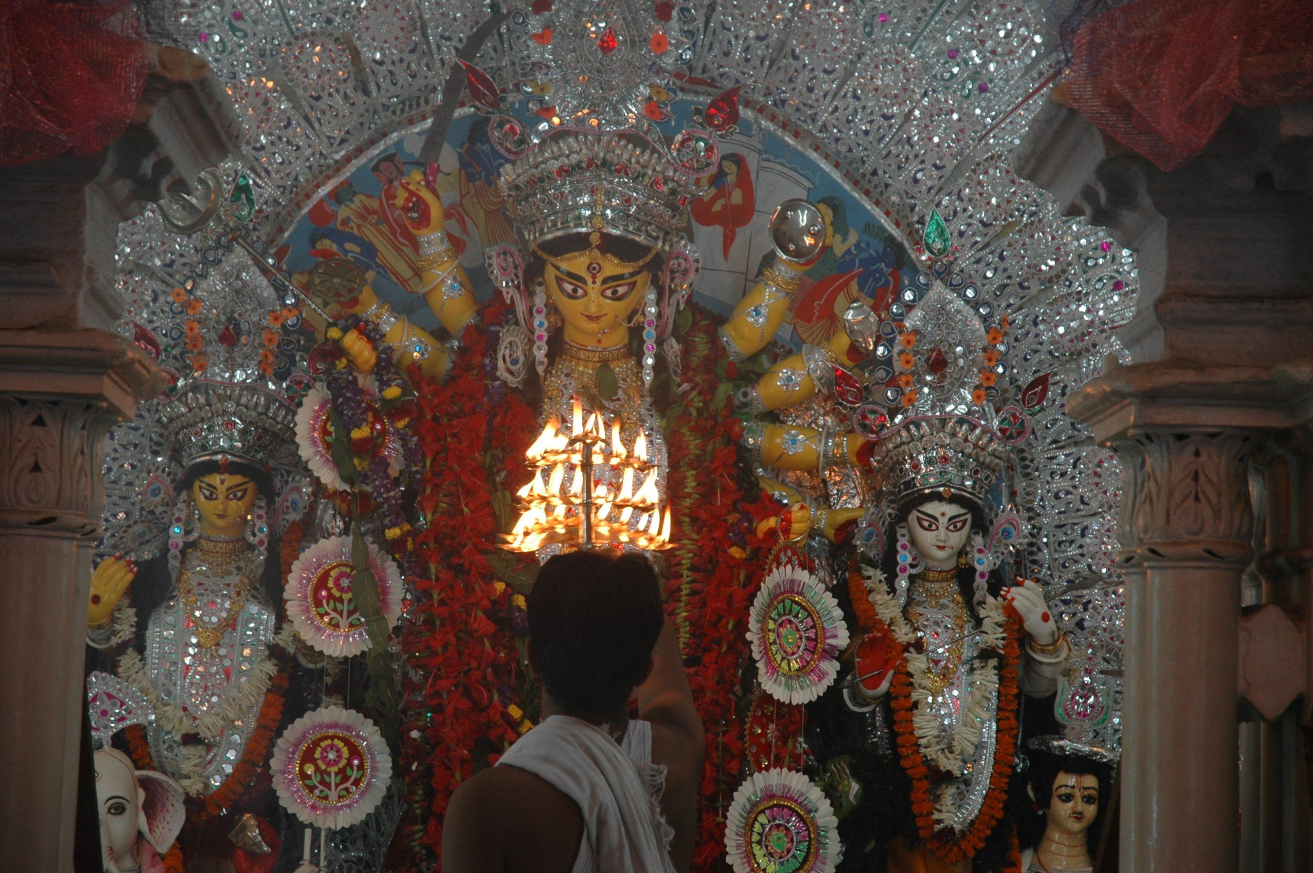 Durga Puja 2020 Dates & Time,Durga Puja Nirghanta 2020 (১৪২৭) in Bangla, Bengali Durga Puja Calendar 2020 (১৪২৭)